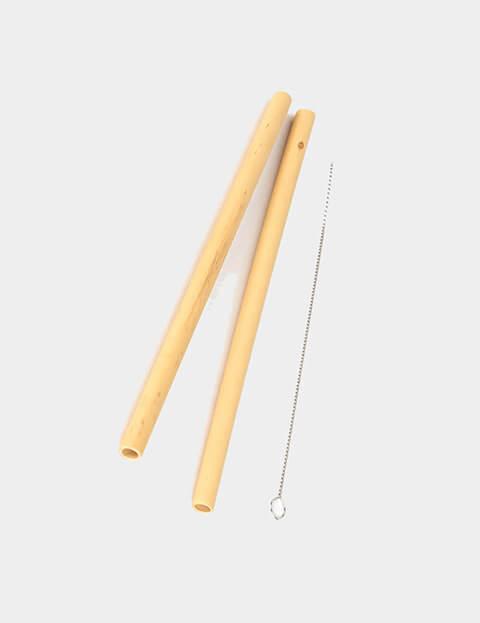 Bamboo Eco Straws Image 1
